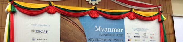 Myanmar Development week