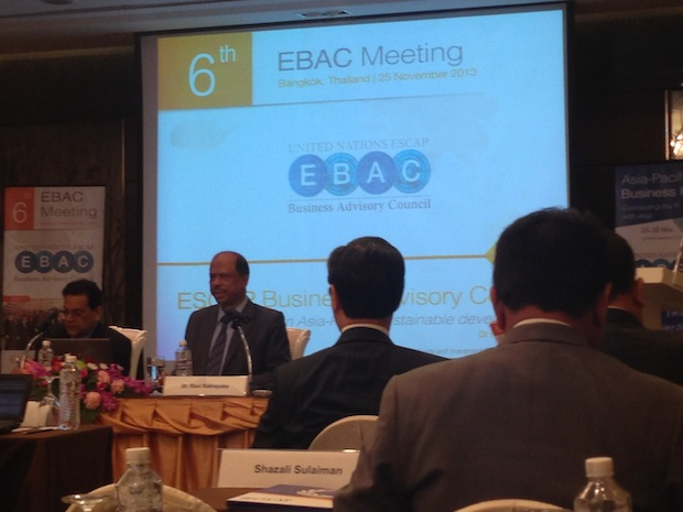 6th EBAC Meeting