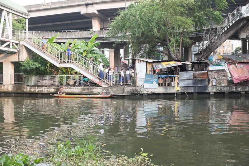 Bangkok Canal life