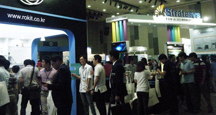 Inside 3D Printing Seoul