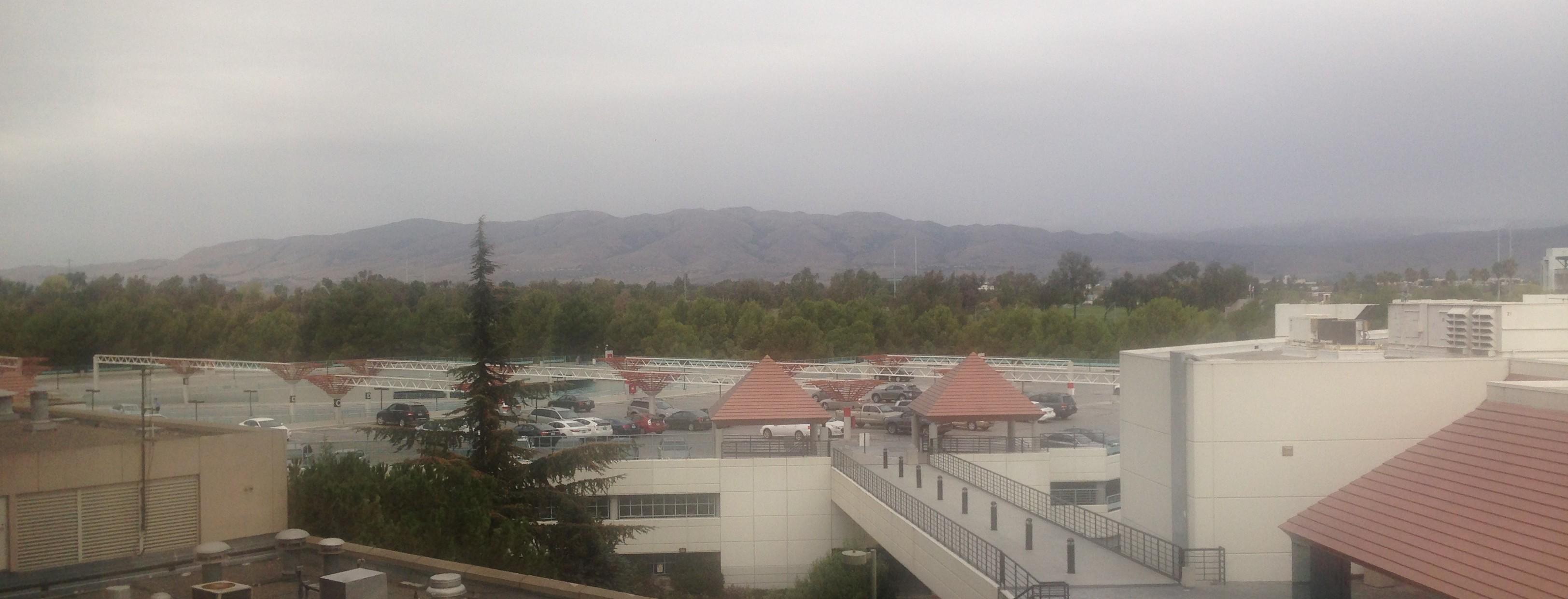 Hyatt Santa Clara view